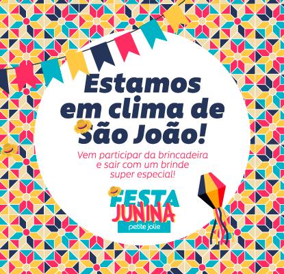 Banner São João
