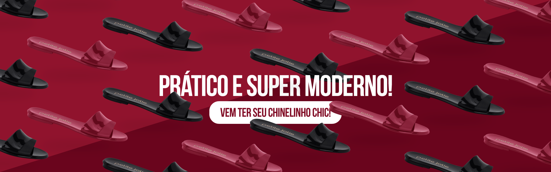 Banner Chinelo Chic