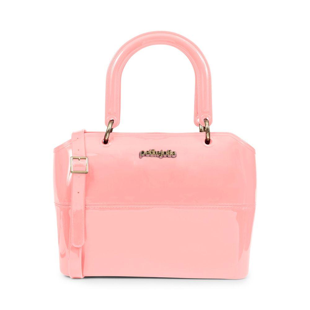66430ea6c3 Bolsa Zip Petite Jolie Rosa PJ1855